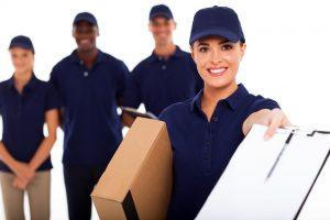 Delivery Team - Lightning Express
