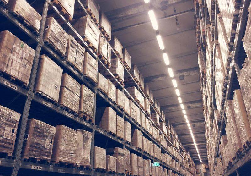 Warehouse Stock - Lightning Express